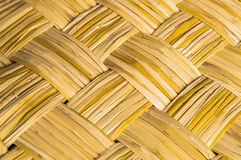 Macro natural straw texture Stock Image