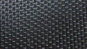 Macro negra común de la textura de la imagen Imagen de archivo