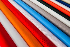 Macro Nylon Woven Micro Fiber Material Texture for Background Stock Images