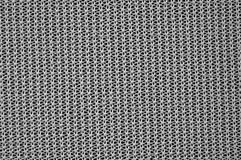 Macro Nylon Woven Micro Fiber Material Texture for Background Royalty Free Stock Photography