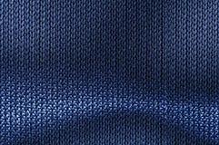 Macro Nylon Woven Micro Fiber Material Texture for Background Stock Photo