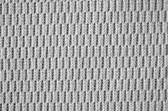 Macro Nylon Woven Micro Fiber Material Texture for Background Royalty Free Stock Image