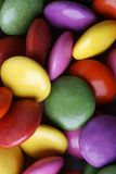 Macro Of Colorful Candy Royalty Free Stock Photography