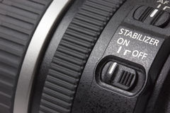 Macro Of Lens Royalty Free Stock Images