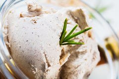 Macro pate Royalty Free Stock Image
