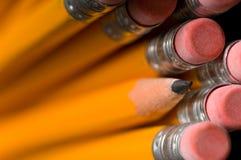 Macro Pencils Royalty Free Stock Photo