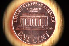 macro penny images libres de droits