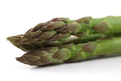 Macro Photo of Asparagus Royalty Free Stock Photo