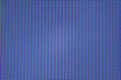 Macro photo of LCD screen Royalty Free Stock Photo