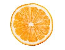 Free Macro Photo Of Slice Of Orange Fruit Isolated On White Background Royalty Free Stock Images - 176252709