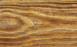 An old rustic board with a beautiful texture stock image