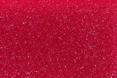 Macro photo of red porous material royalty free stock image