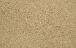 Macro photo of sand grains Royalty Free Stock Photos