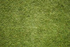 Macro photography. Football lawn texture, golf course, trimmed lawn. stock photo