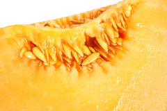 Macro picture of melon Royalty Free Stock Photo