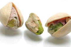 Macro Pistachio Stock Photography