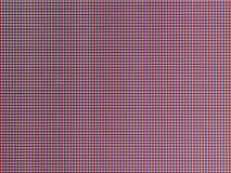 Macro of pixels on a screen royalty free stock images