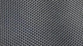 Macro preto conservado em estoque da textura da imagem Imagem de Stock Royalty Free