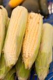Macro primo piano del cereale saporito fresco sul mercato all'aperto Fotografie Stock