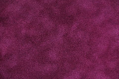 Purple felt texture Stock Photos