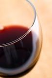 Macro of red Wine royalty free stock photos