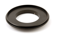 Macro reverse ring for DSLR \ SLR camera Royalty Free Stock Photos