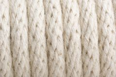 Macro of Rope Stock Images
