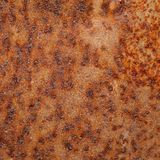 Macro rust Stock Image