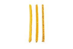 Macro salty sticks Stock Photos
