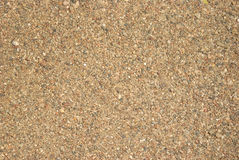 Macro of Sand Royalty Free Stock Photography