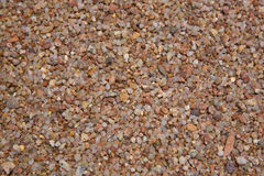 Macro sand texture Royalty Free Stock Image