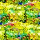 Macro seamless texture africa oil painting on Royalty Free Stock Photo