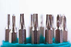 Precision screwdriver Royalty Free Stock Photo