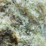 Macro shooting of natural texture of Apatite rock Stock Photos