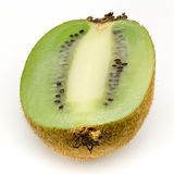 Macro Shot of a Kiwi Royalty Free Stock Photography