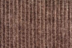 Macro shot of some brown velvet fabric. Abstract background: Macro shot of some brown velvet fabric Royalty Free Stock Photos