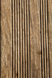 Wooden Deck Macro Royalty Free Stock Images