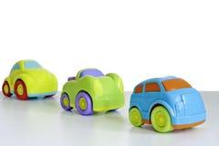 Macro shot of a toy car Stock Photos