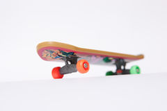 Macro skateboard Royalty Free Stock Image