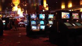 Macro slot machine Royalty Free Stock Photo