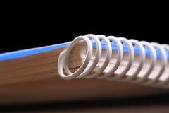 macro spirala obraz stock