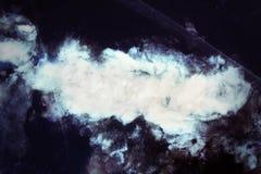 macro struttura, modello e cristalli di ghiaccio formato di recente fotografia stock libera da diritti