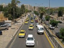 Macro Taxi Royalty-vrije Stock Fotografie