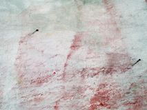 Macro texture - concrete - discolored Stock Photo
