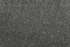 Velvet fabric of gray color Stock Photos