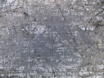 Macro texture - métal - rayée Images stock