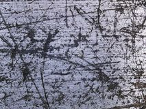 Macro texture - metal - scratched Stock Photos