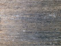 Macro texture - metal - streaked Royalty Free Stock Images