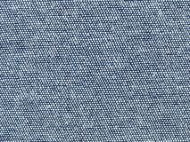 Macro texture - textiles - denim Stock Photography