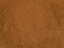 Macro texture - textiles - fabric. Stock macro photo of the texture of brown fabric.  Useful for layer masks and abstract backgrounds Stock Photos